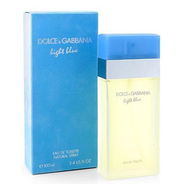 Dolce Gabbana Light Blue Eau De Toilette női parfüm, 100 ml